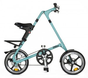 "Strida LT  16"" turkus"