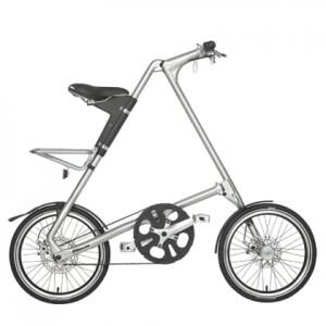 "STRIDA SX  18"" Srebrny"