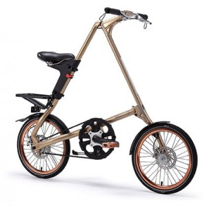 STRIDA EVO 18' szampan