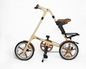 "STRIDA LT 16""  kremowy"